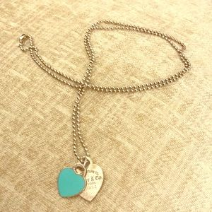 Return to Tiffany & Co 17 inch Necklace